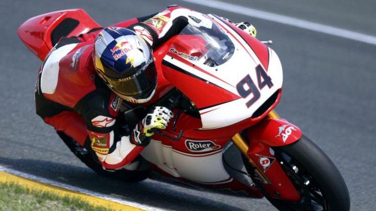 Folger startet in Le Mans von Pole Position (Foto)