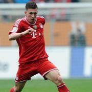 Bayern im Pokalfinale mit Youngster Hojbjerg (Foto)