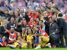Außenseiter Atlético gewinnt ersten Liga-Titel seit 1996 (Foto)