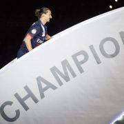 Weiterer Rekord für Meister Paris St. Germain (Foto)