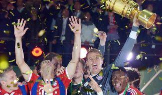 Triumph für FC Bayern: «Haben es wieder allen gezeigt» (Foto)