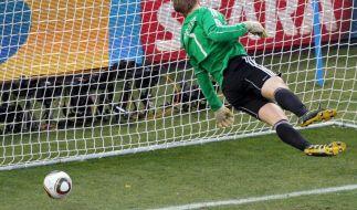 Umstrittene Tor-Entscheidungen in der Fußball-Geschichte (Foto)