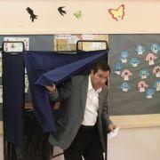 Kommunalwahlen als Stimmungstest für Regierung inAthen (Foto)