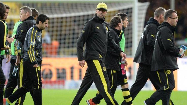 Dortmund beklagt Tor-Klau - Zorc: «Keiner weiß warum» (Foto)