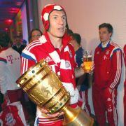 Torheld Robben wird zur «Bestia negra» für Dortmund (Foto)