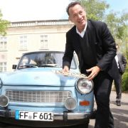 Hollywoodstar Tom Hanks wird «Trabi»-Besitzer (Foto)