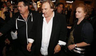 Depardieu hatte Spaß mit Skandalfilm (Foto)