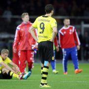 Kein krönender Abschluss für Lewandowski: Großer Schmerz (Foto)