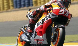 Fünfter Sieg im fünften MotoGP-Rennen für Marquez (Foto)
