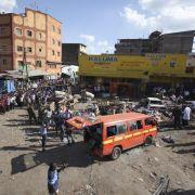 Anschlag in Kenia: Veranstalter fliegen Deutsche vorerst nicht aus (Foto)