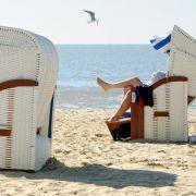 Deutschland bekommt Sommerwetter - mit «Schönheitsfehlern» (Foto)