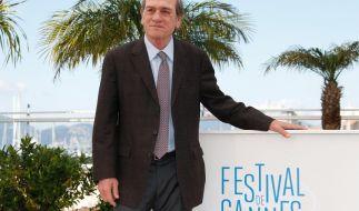 Cannes: Panzer, Sexskandal und Helmut Bergers Rückkehr (Foto)
