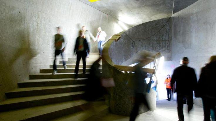 Tag der Elbphilharmonie: Samba, Hip-Hop und Randale (Foto)