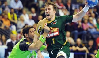 Füchse Dritter - Szeged gewinnt EHF-Pokal (Foto)