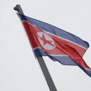 Hochhaus in Pjöngjang stürzt ein: «Unvorstellbarer Unfall» (Foto)