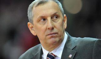 Mutapcic soll neuer Basketball-Bundestrainer werden (Foto)