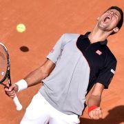 Finalsieg gegen Nadal: Djokovic gewinnt in Rom (Foto)