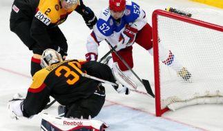WM-Viertelfinale ohne DEB-Team - 0:3 gegen Russland (Foto)