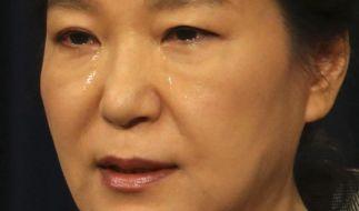 Südkoreas Präsidentin will die Küstenwache auflösen (Foto)