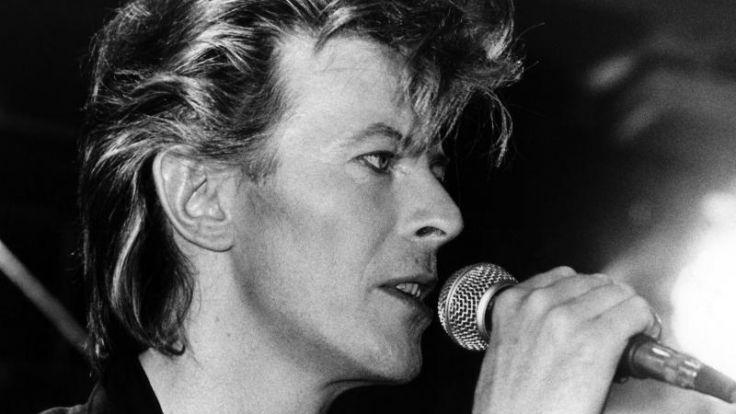 Ausstellung - David Bowies Comeback to Berlin (Foto)