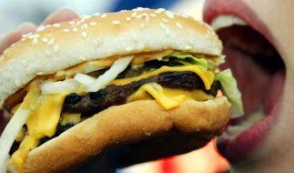 Ein Cheeseburger mit Marihuana? Genau das soll bei MCDonalds in Amerika passiert sein. (Symbolbild) (Foto)