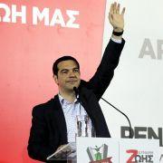 Kopf-an-Kopf-Rennen bei griechischer Kommunalwahl (Foto)
