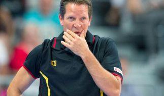 Menz nicht mehr Bundestrainer - Mutapcic soll kommen (Foto)