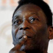 Pelé über Bau-Verzögerungen:«Eine Schande» (Foto)
