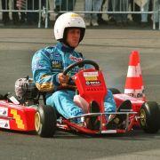 Im Kart startete Michael Schumacher seine Karriere.
