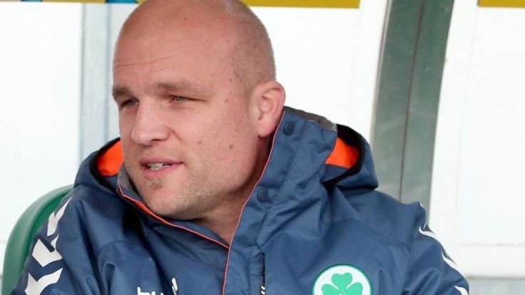Fürth vor Vertragsauflösung mit Sportchef Schröder (Foto)