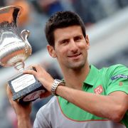 Erster Titel mit Becker: Djokovic widmet Sieg Serbien (Foto)