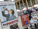 Die Partei will Satire nach Brüssel bringen. (Foto)