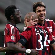 Nach verpasster Europa-Quali Milan vor dem «Neustart» (Foto)