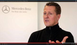 Michael Schumacher Koma-Zustand Schumi aktuell nach Skiunfall (Foto)