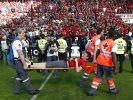 Abstieg und 68 Verletzte: Trauriger Abend für Osasuna (Foto)