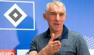 Slomka will fitte HSV-Spieler: drei Trainingslager (Foto)