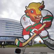 IIHF erwartet Zuschauerrekord bei WMin Minsk (Foto)