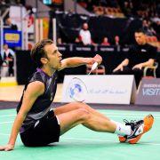 Deutsche Badminton-Herren verpassen WM-Viertelfinale (Foto)