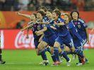 Finale der Damen-Fußball-WM