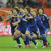 Japan, Australien, China und Südkorea bei WM dabei (Foto)