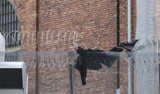 Filmreifer Ausbruch aus Berliner Gefängnis (Foto)