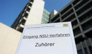 Zeuge: Ermittler observierten Kurierdienste für den NSU (Foto)