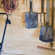 Edelstahl ist das beste Material für Gartengeräte (Foto)
