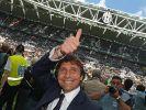 Antonio Conte bleibt Trainer von Juventus Turin (Foto)