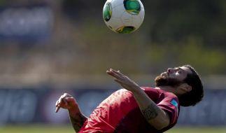 Wolfsburgs Vieirinha in Portugals endgültigem Aufgebot (Foto)