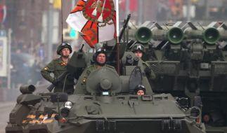 USA: Sehen keinen russischen Truppenabzug  (Foto)