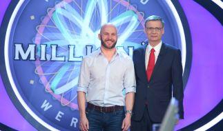 Klaas Flechsig schafft es bis zur Millionenfrage bei «Wer wird Millionär?». (Foto)