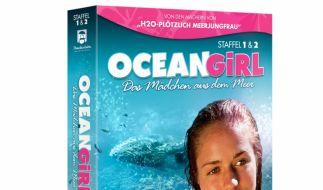 News.de verlost zum Heimkinostart der kultigen 90er Jahre Serie «Ocean Girl-Das Mädchen aus dem Meer» vier DVD-Boxen mit den Staffeln 1 und 2. (Foto)
