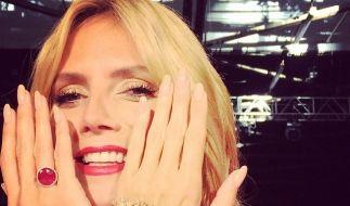 Wie viel Schweigegeld hat Heidi Klum ihren Männern gezahlt? (Foto)