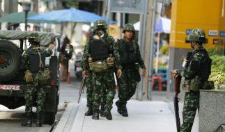Thailands Armee verhängt das Kriegsrecht (Foto)